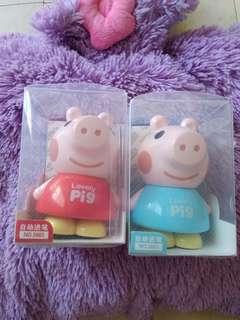 Peppa Pig & George Sharpener