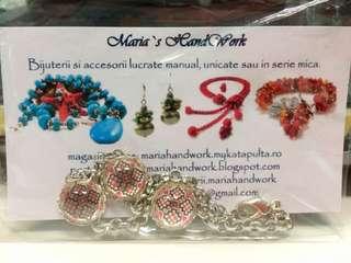 Handmade Bracelet from Romania