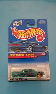 59 chevy impala hot wheels