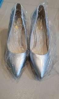 BN Ladies Silver heels