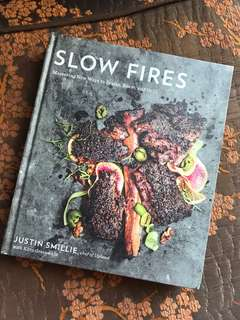 Cook Book - Slow Fires