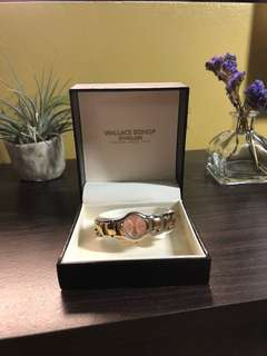 Authentic Anne Klein Two-tone watch
