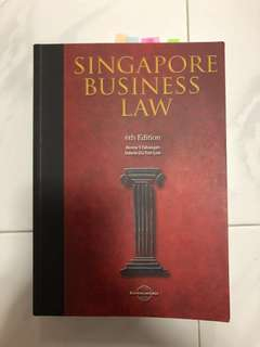Singapore Business Law