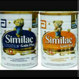 Similac Stage 3 & 4 (1.8kg Made In Singapore For Malaysia)