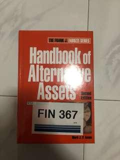 Handbook on Alternate Assets