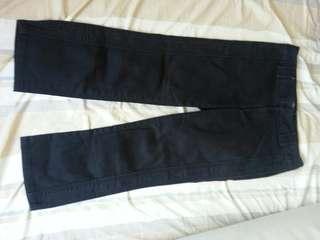 U2 trousers 三個骨褲 (26腰)