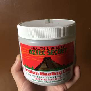 Aztec indian Healing Clay from healthy options