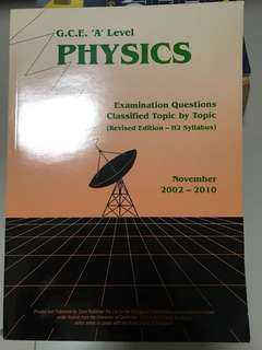 Physics 'A' Level Practice Book
