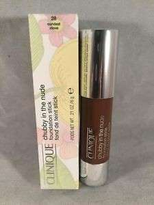 Clinique Foundation Stick - Curviest Clove