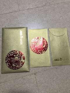 ANZ Red Packets (10 pieces)
