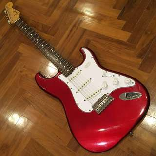 1983 Fender Japan 62 Reissue Stratocaster JV Serial