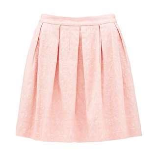 FOREVER NEW Size 8 - Jacquard Prom Skirt (RRP $69.99)
