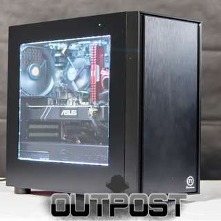 Centre Com 'Outpost' Gaming System - SKU: CCSYS_OUTPOST
