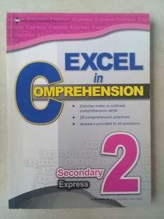 Sec 2 comprehension assessment book