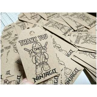 Craft paper tag 100pcs