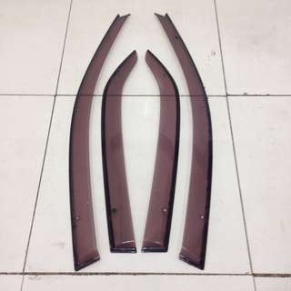 Mitsubishi CS3 Window Visor (AS2675)