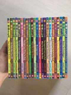 Mr. Midnight Book Series James Lee