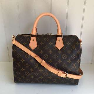 ✅ On hold ✅Louis Vuitton Speedy 30 monogram canvas