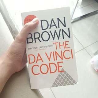 IMPORT English DAN BROWN - The Da Vinci Code Novel