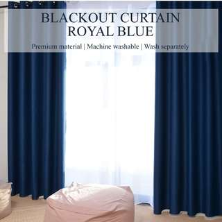 99% Sunlight Blockout / Blackout Curtains / Day Curtains