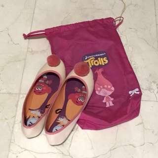 Flat Shoes Trolls