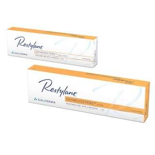 restylane skinbooster package 水光针