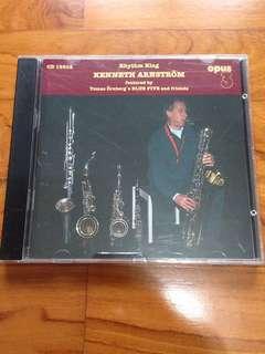 Audiophile Opus 3 Label CD