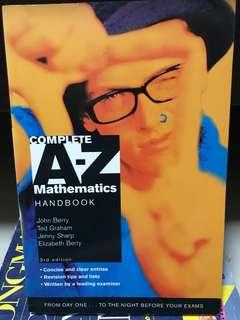 Maths A-Z Topics Handbook