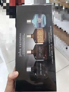 John Varvatos Miniature Perfume set