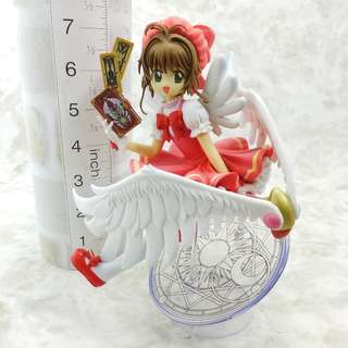 Card Captor SAKURA  Rare Figure