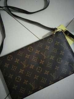 LV Slim Sling Bag