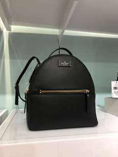 Authentic Kate Spade small backpack
