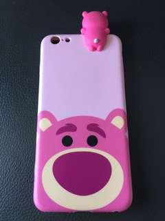 勞蘇iPhone 6P 手機殼
