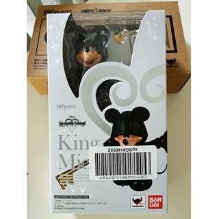 Bandai S.H.Figuarts Kingdom Hearts II King Mickey