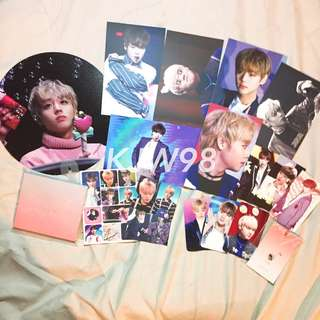 SET B: Jihoon Fansite Goods