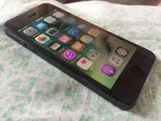 iPhone 5 32gb Black FU