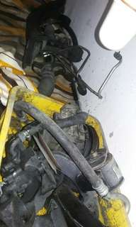 Power steering proton iswara