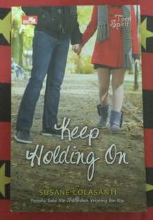 Novel Keep Holding On