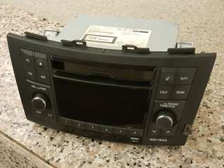 Used Suzuki Swift Stock Radio