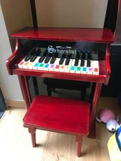 Schoenhut kids toddler classic piano
