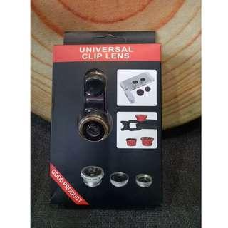 Universal Clip Lense