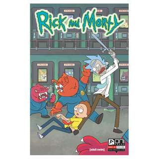 Rick & Morty #1 ( HOT & RARE )