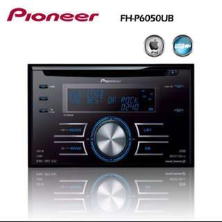 Pioneer Headunit