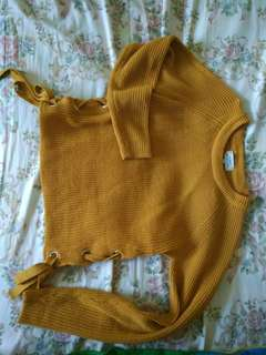 Sweater hybrid outfitters