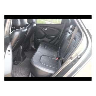 2013年 IX35 4WD 2.0 柴油灰色 二手車中古車