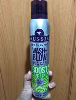 Aussie Dry Shampoo, Boost me up!