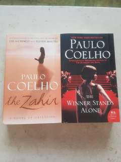Paulo Coelho Books (BUNDLE)