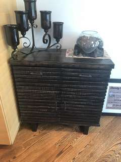 Kitchen / dining console table with drawers