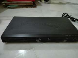 Pensonic DVD Player (PDVD-8203) + Free AV Cable