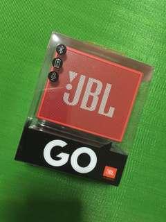(BNIB) JBL Go Bluetooth Portable Speaker